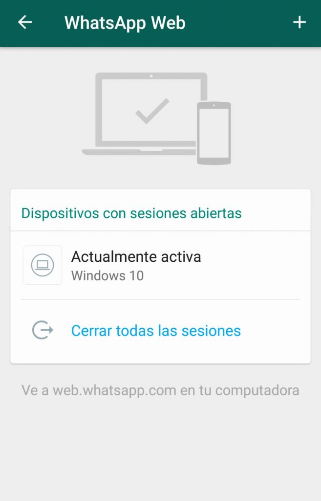 Descargar WhatApp para PC